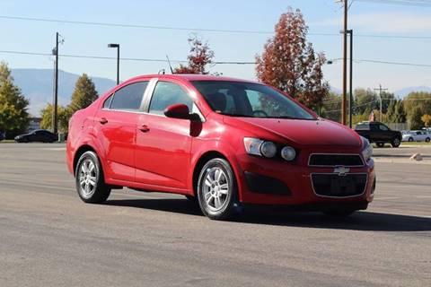 2012 Chevrolet Sonic for sale in Orem, UT