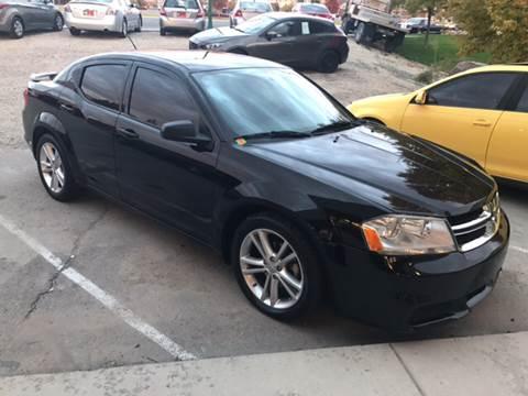 2012 Dodge Avenger for sale in Orem, UT