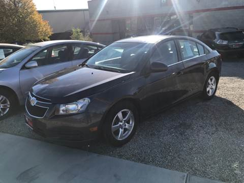 2011 Chevrolet Cruze for sale in Orem, UT