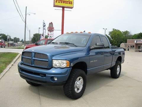 2003 Dodge Ram Pickup 3500 for sale in Nebraska City, NE