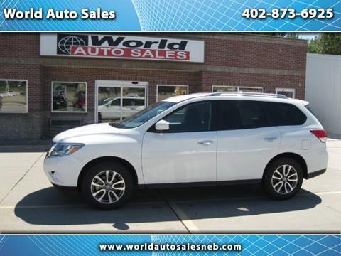 2016 Nissan Pathfinder for sale in Nebraska City, NE