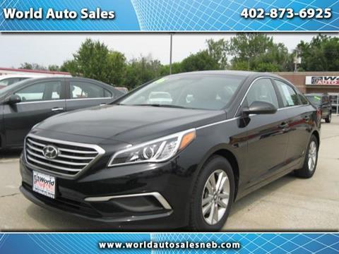 2016 Hyundai Sonata for sale in Nebraska City, NE