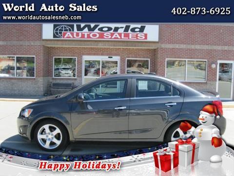 2016 Chevrolet Sonic for sale in Nebraska City, NE