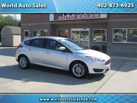 2015 Ford Focus for sale in Nebraska City, NE
