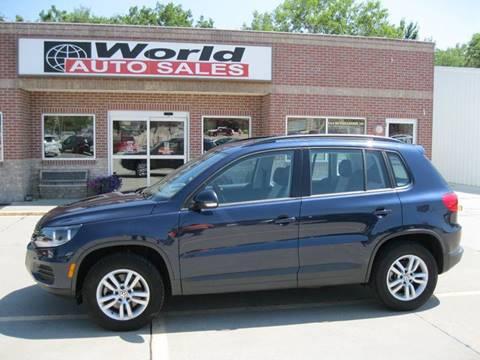 2016 Volkswagen Tiguan for sale in Nebraska City, NE