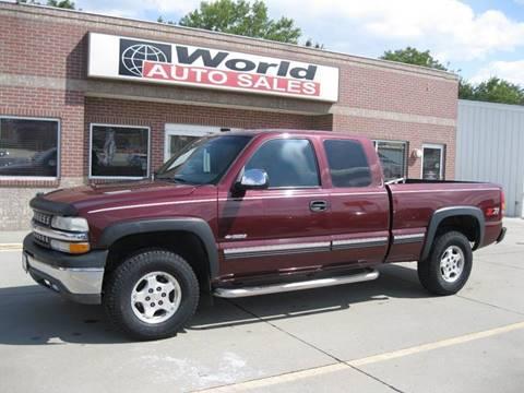 2000 Chevrolet Silverado 1500 for sale in Nebraska City, NE