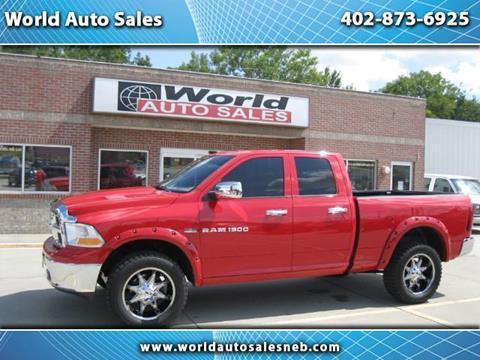 2011 RAM Ram Pickup 1500 for sale in Nebraska City, NE
