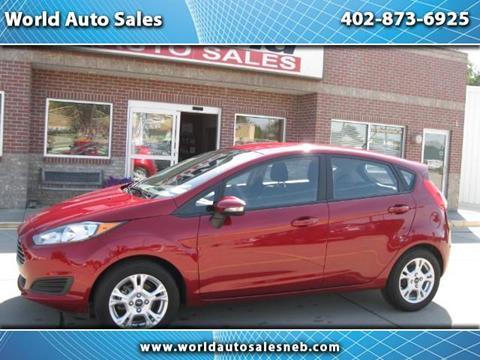 2016 Ford Fiesta for sale in Nebraska City, NE