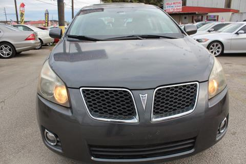 2009 Pontiac Vibe for sale in Houston, TX