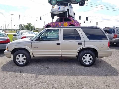 2000 Oldsmobile Bravada for sale in Defiance, OH