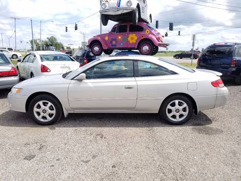 2000 Toyota Camry Solara for sale in Defiance, OH