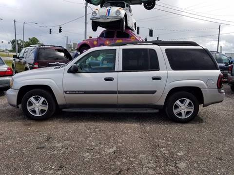 2004 Chevrolet TrailBlazer EXT for sale in Defiance, OH