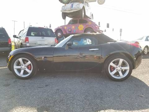 2006 Pontiac Solstice for sale in Defiance, OH