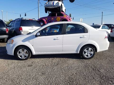 2008 Chevrolet Aveo for sale in Defiance, OH