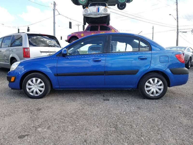 2007 Kia Rio For Sale At Packrats Pawn And Autos In Defiance OH