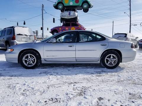 2002 Pontiac Grand Prix for sale in Defiance, OH