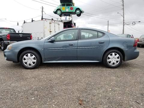 2007 Pontiac Grand Prix for sale in Defiance, OH