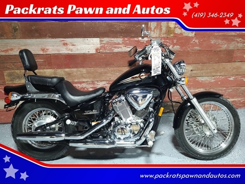 2002 Honda Shadow for sale in Defiance, OH