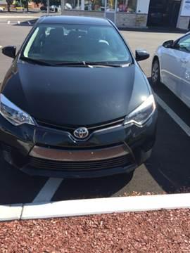 2015 Toyota Corolla for sale in Plainville MA