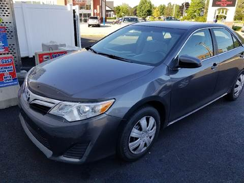 2014 Toyota Camry for sale in Plainville MA