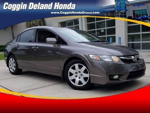 2011 Honda Civic for sale in Orange City, FL