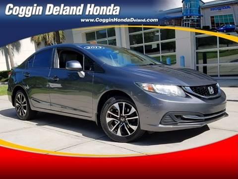 2013 Honda Civic for sale in Orange City, FL
