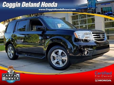 2015 Honda Pilot for sale in Orange City, FL