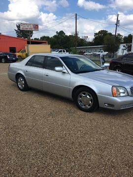 2000 Cadillac DeVille for sale in Terrell TX