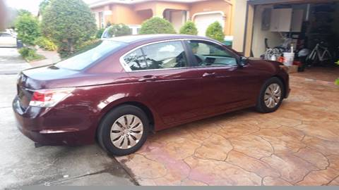 2009 Honda Accord for sale in Hialeah, FL