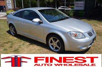 2009 Pontiac G5 for sale in Twinsburg, OH