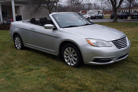 2011 Chrysler 200 Convertible for sale in Twinsburg, OH