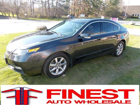 2013 Acura TL for sale in Twinsburg, OH