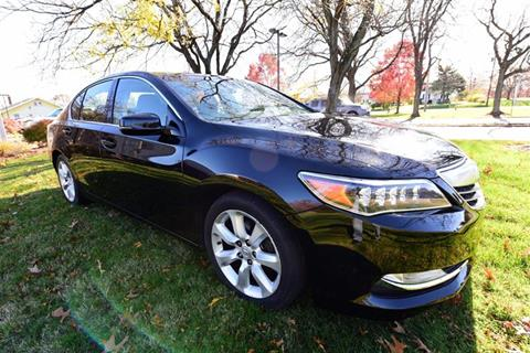 2014 Acura RLX for sale in Twinsburg, OH