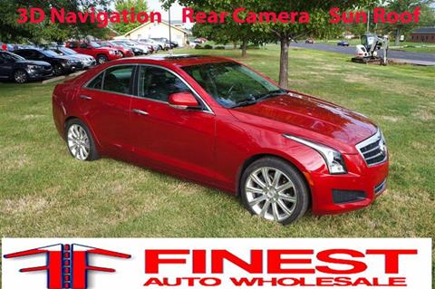 2014 Cadillac ATS for sale in Twinsburg, OH