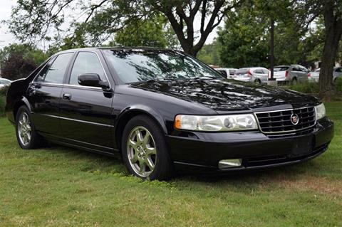 2002 Cadillac Seville for sale in Twinsburg, OH