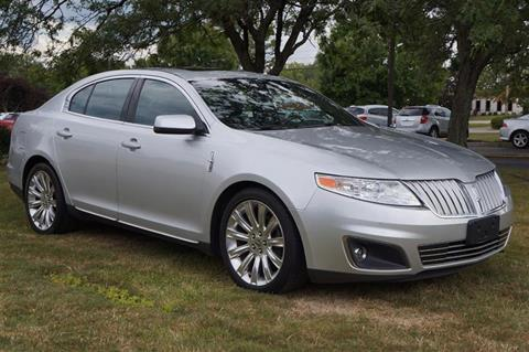 2011 Lincoln MKS for sale in Twinsburg, OH