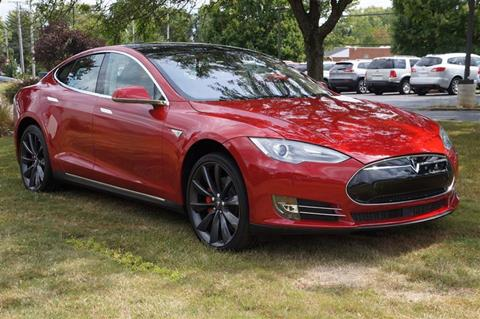 2014 Tesla Model S for sale in Twinsburg, OH
