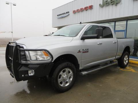 2017 RAM Ram Pickup 2500 for sale in Clay Center, KS