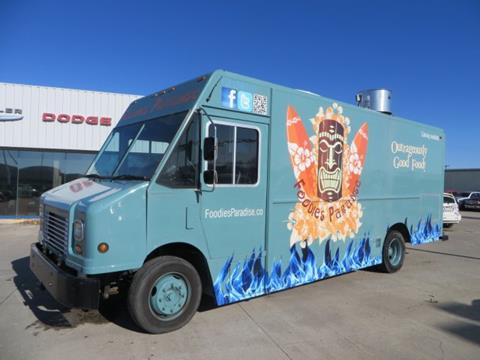 2007 Ford Panel FOOD TRUCK for sale in Clay Center KS