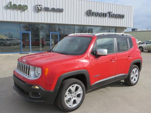 2016 Jeep Renegade for sale in Clay Center, KS