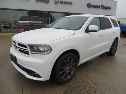 2017 Dodge Durango for sale in Clay Center, KS