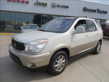 2004 Buick Rendezvous for sale in Clay Center, KS