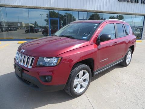 2017 Jeep Compass for sale in Clay Center KS