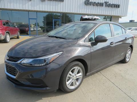 2017 Chevrolet Cruze for sale in Clay Center, KS