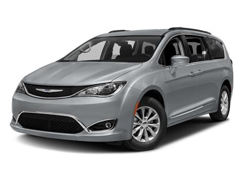 2017 Chrysler Pacifica for sale in Clay Center KS