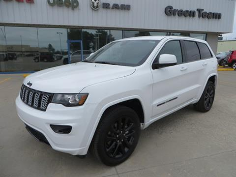2017 Jeep Grand Cherokee for sale in Clay Center, KS