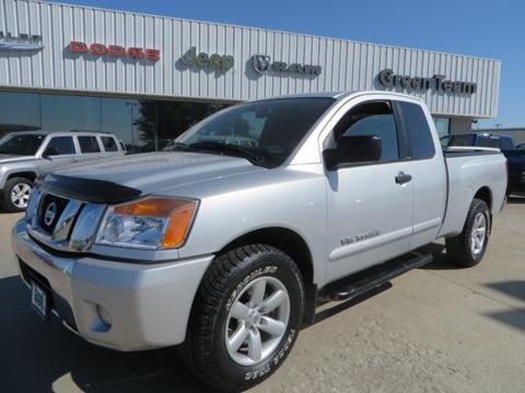 2010 Nissan Titan for sale in Clay Center, KS