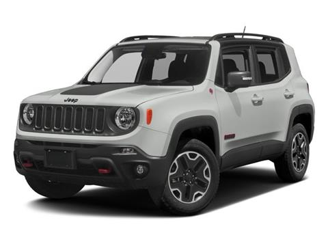 2017 Jeep Renegade for sale in Clay Center KS