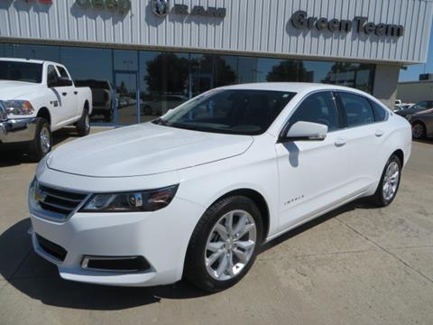 2017 Chevrolet Impala for sale in Clay Center, KS