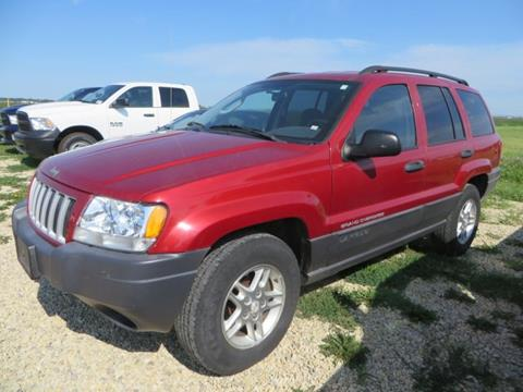 2004 Jeep Grand Cherokee for sale in Clay Center KS